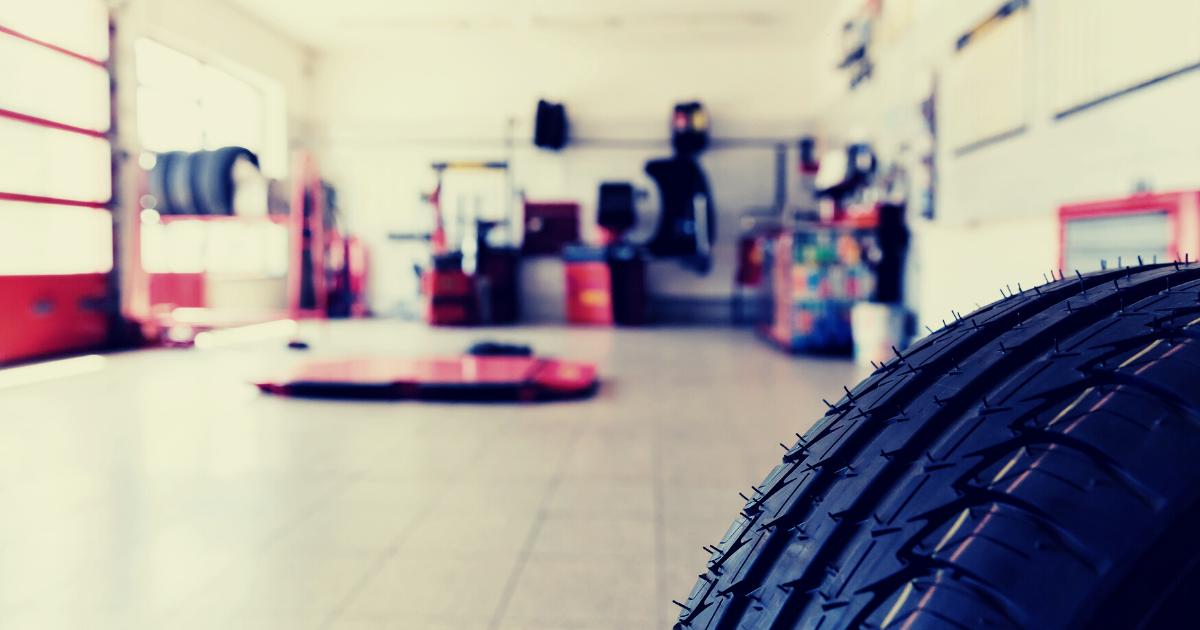 automotive shop