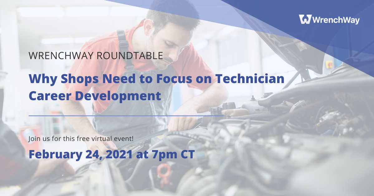 wrenchway roundtable technician career development