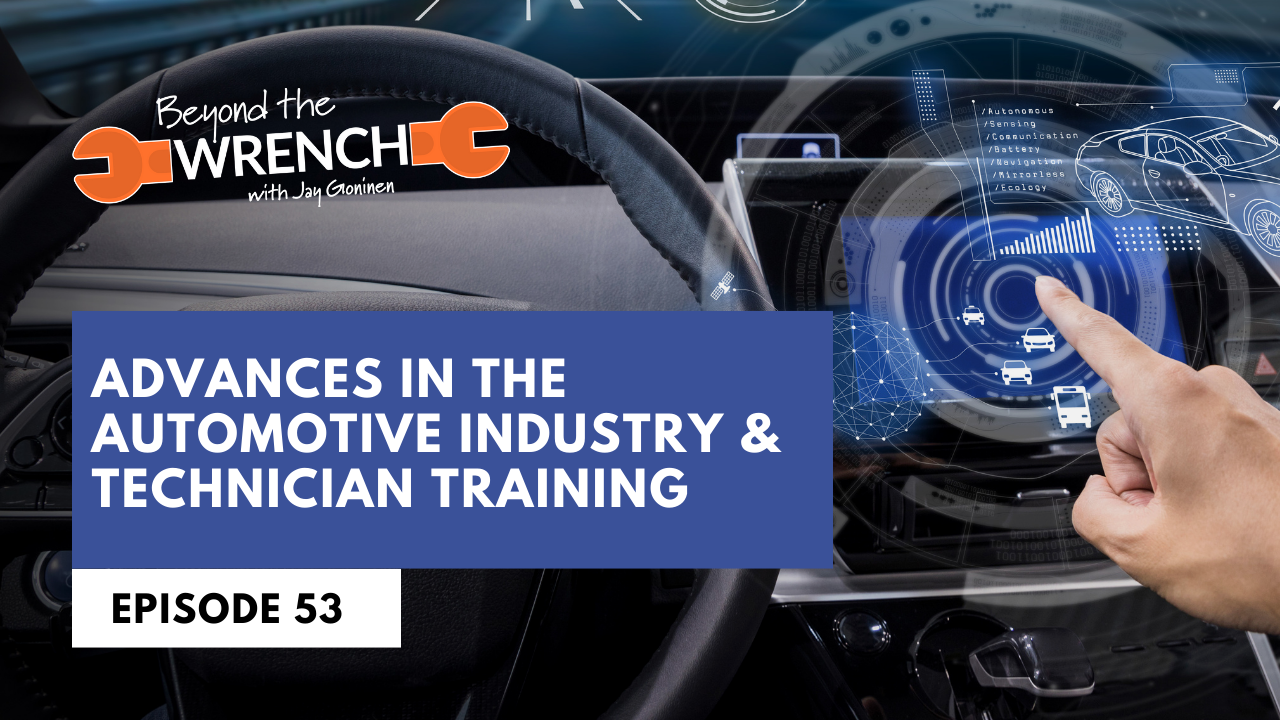 beyond the wrench advances in the automotive industry