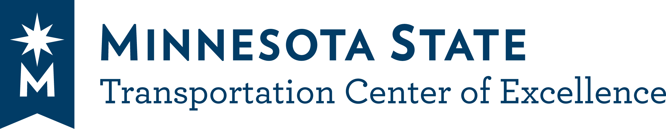 Minnesota State Transportation Center of Excellence Logo