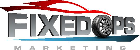 FixedOPS Marketing Logo