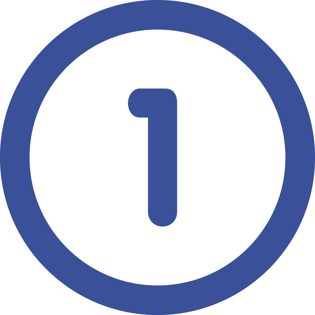 Number 1 designed by Freepik from Flaticon