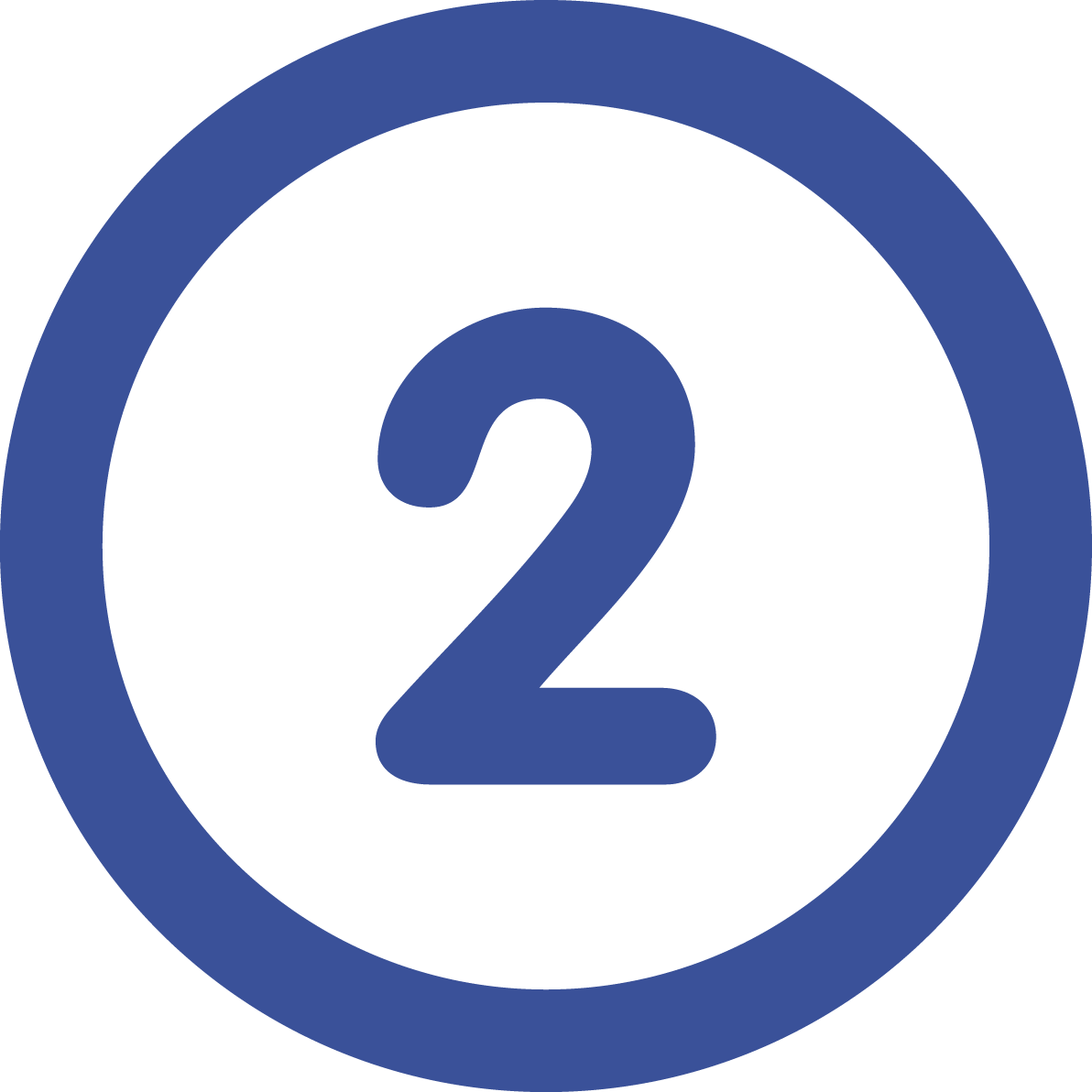 Number 2 designed by Freepik from Flaticon