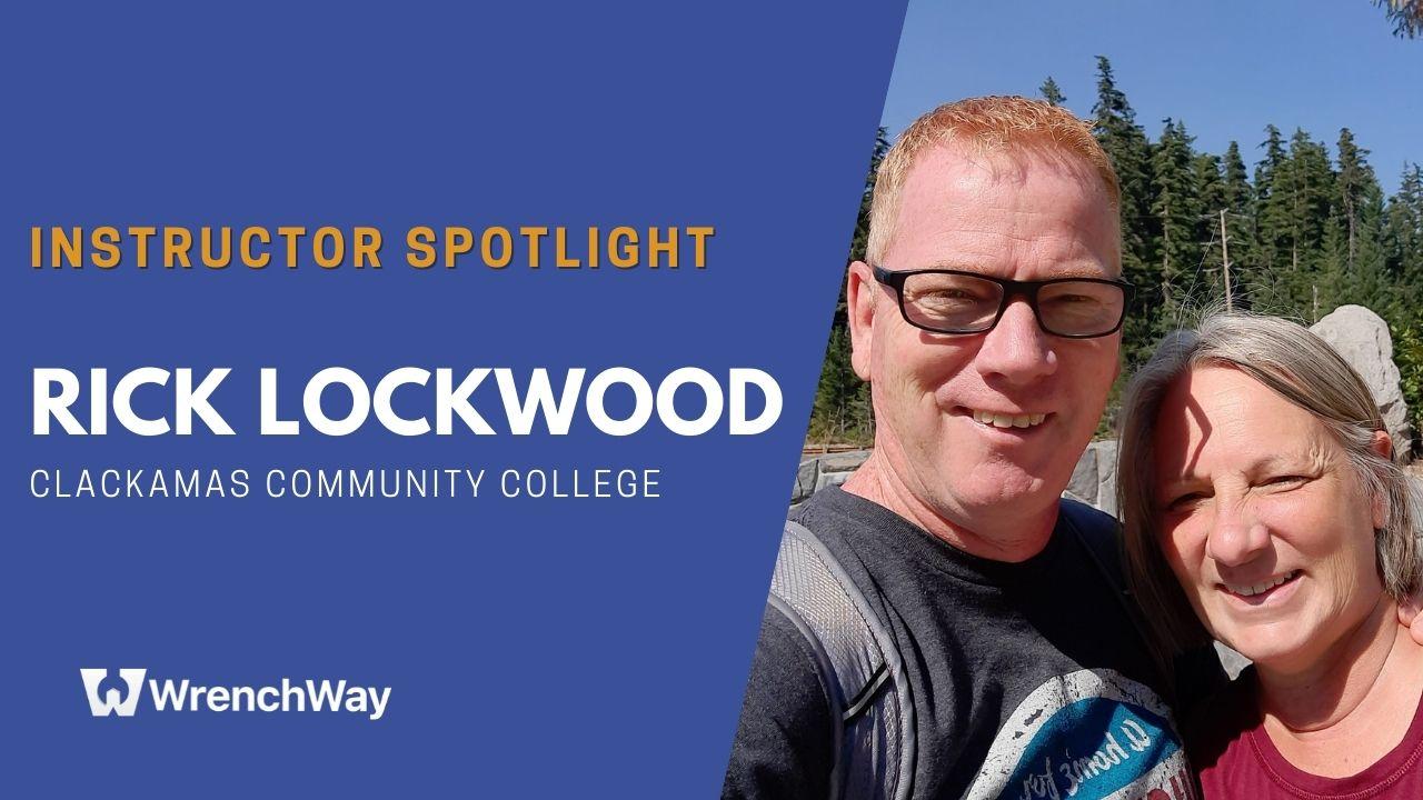 Instructor Spotlight: Rick Lockwood